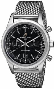 [ブライトリング]Breitling 腕時計 Stainless Steel Automatic Watch A4131012-BC06 メンズ [並行輸入品]