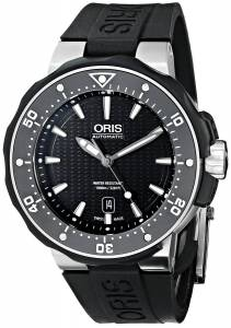[オリス]Oris 腕時計 Divers Analog Display Swiss Automatic Black Watch 73376827154RS メンズ [並行輸入品]