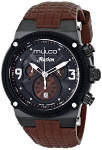 [マルコ]MULCO 腕時計 Ilusion Analog Display Swiss Quartz Brown Watch MW3-12140-035 ユニセックス [並行輸入品]