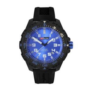 [アーマーライト]Armourlite 腕時計 Isobrite T100 Valor Series Black/Blue Watch ISO301 [並行輸入品]