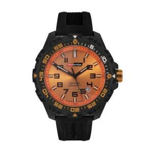 [アーマーライト]Armourlite 腕時計 Isobrite T100 Valor Series Black/Orange Watch ISO302 [並行輸入品]