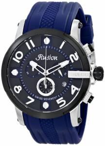 [マルコ]MULCO 腕時計 Ilusion Roll Analog Display Swiss Quartz Blue Watch MW3-12239-045 ユニセックス [並行輸入品]