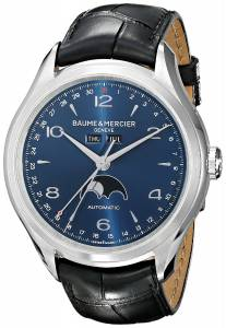[ボーム&メルシエ]Baume & Mercier Clifton Analog Display Swiss Automatic Black BMMOA10057