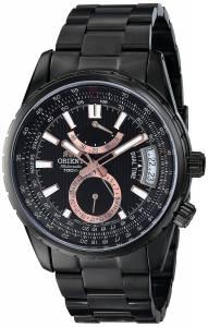 [オリエント]Orient 腕時計 Voyager Analog Display Japanese Automatic Black Watch FDH01001B0 メンズ [並行輸入品]