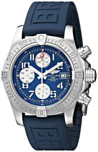 [ブライトリング]Breitling BMMOA10098 Stainless Steel Watch with Blue BTA1338111-C870BLPD3