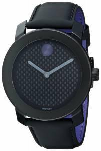 [モバード]Movado 腕時計 Bold Analog Display Swiss Quartz Black Watch 3600170 メンズ [並行輸入品]