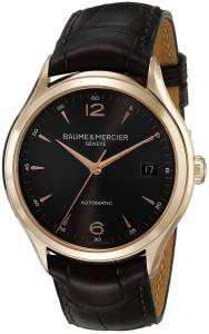 [ボーム&メルシエ]Baume & Mercier Clifton Analog Display Swiss Automatic Brown BMMOA10059