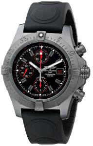 [ブライトリング]Breitling 腕時計 Avenger Analog Display Swiss Automatic Black Watch M133802C-BC73 メンズ [並行輸入品]