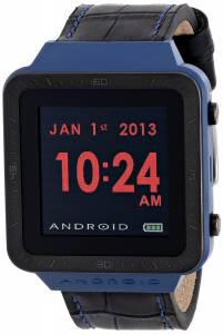 [アンドロイド]Android 腕時計 SmartWatch GTS Digital Quartz Black Watch AD721BBU ユニセックス [並行輸入品]