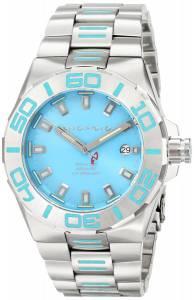 [アンドロイド]Android 腕時計 Bioluminescence Analog JapaneseAutomatic Silver Watch AD672BBU メンズ [並行輸入品]