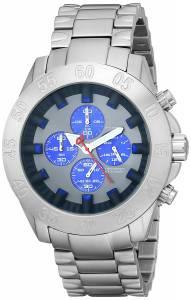 [アンドロイド]Android 腕時計 Tunnelgraph Analog SwissQuartz Silver Watch AD693BBU メンズ [並行輸入品]