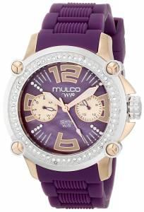 [マルコ]MULCO 腕時計 Analog Display Swiss Quartz Purple Watch MW2-28086S-054 レディース [並行輸入品]