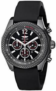 [ブライトリング]Breitling Barnato 42 Stainless Steel Automatic Watch with Black M4139024-BB85