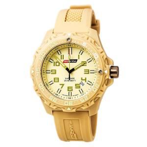 [アーマーライト]Armourlite 腕時計 Isobrite T100 Tan Valor Watch w/Black Face ISO305 [並行輸入品]