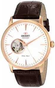 [オリエント]Orient 腕時計 Esteem Stainless Steel Automatic Watch with Leather Band FDB08001W0 メンズ [並行輸入品]