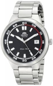 [オリエント]Orient 腕時計 Brazen Analog Display Japanese Automatic Silver Watch FER1W001B0 メンズ [並行輸入品]