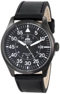 [オリエント]Orient 腕時計 Flight Analog Display Japanese Automatic Black Watch FER2A001B0 メンズ [並行輸入品]