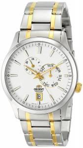 [オリエント]Orient 腕時計 Cosmos Analog Display Japanese Automatic Silver Watch FET0K001W0 メンズ [並行輸入品]