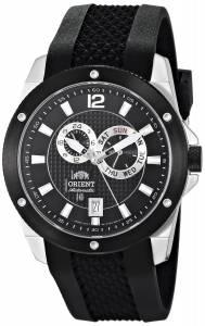 [オリエント]Orient 腕時計 Elite Analog Display Japanese Automatic Black Watch FET0H001B0 メンズ [並行輸入品]