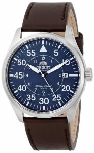 [オリエント]Orient 腕時計 Flight Stainless Steel Watch with Calfskin Band FER2A004D0 メンズ [並行輸入品]