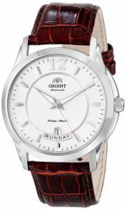 [オリエント]Orient 腕時計 Lexington Analog Display Japanese Automatic Brown Watch FEV0M003W0 メンズ [並行輸入品]