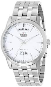 [オリエント]Orient 腕時計 Union Analog Display Japanese Automatic Silver Watch FEV0S003W0 メンズ [並行輸入品]