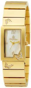 [ブルゲルマイスター]Burgmeister 腕時計 Analog Display Analog Quartz Gold Watch BM527-489 レディース [並行輸入品]