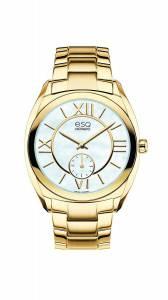 [イーエスキューモバード]ESQ Movado 腕時計 ESQ Origin Analog Display Swiss Quartz Gold Watch 07101458 レディース [並行輸入品]