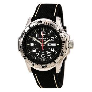 [アーマーライト]Armourlite 腕時計 Professional Series Swiss Quarts Kevlar Band Stainless Watc AL47-KBW [並行輸入品]