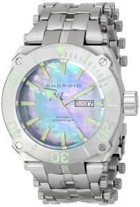 [アンドロイド]Android 腕時計 Millipede 2 Analog JapaneseAutomatic Silver Watch AD734BBU メンズ [並行輸入品]