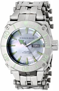 [アンドロイド]Android 腕時計 Millipede 2 Analog Display Japanese Automatic Silver Watch AD734BW メンズ [並行輸入品]