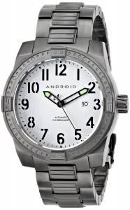 [アンドロイド]Android 腕時計 Frontline Analog JapaneseAutomatic Grey Watch AD713BKS メンズ [並行輸入品]
