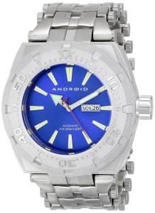 [アンドロイド]Android 腕時計 Millipede Analog JapaneseAutomatic Silver Watch AD757BBU メンズ [並行輸入品]