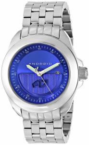 [アンドロイド]Android 腕時計 Rotator Analog JapaneseAutomatic Silver Watch AD703ABU メンズ [並行輸入品]