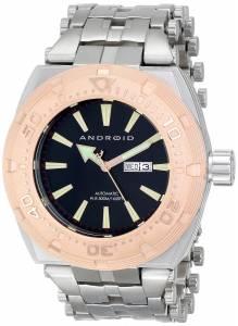 [アンドロイド]Android 腕時計 Millipede Analog JapaneseAutomatic Silver Watch AD757BRK メンズ [並行輸入品]