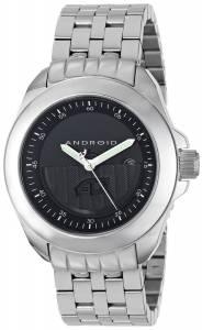 [アンドロイド]Android 腕時計 Rotator Analog JapaneseAutomatic Silver Watch AD703ACFK メンズ [並行輸入品]