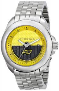 [アンドロイド]Android 腕時計 Rotator Analog JapaneseAutomatic Silver Watch AD703ACFY メンズ [並行輸入品]