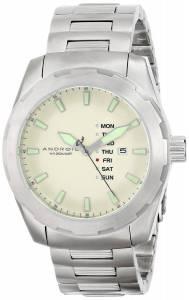 [アンドロイド]Android 腕時計 Tribeca Analog JapaneseQuartz Silver Watch AD752BBE メンズ [並行輸入品]