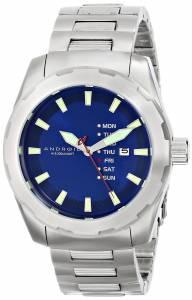 [アンドロイド]Android 腕時計 Tribeca Analog JapaneseQuartz Silver Watch AD752BBU メンズ [並行輸入品]