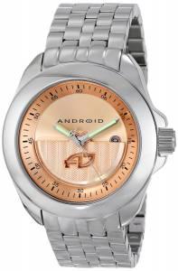 [アンドロイド]Android 腕時計 Rotator Analog JapaneseAutomatic Silver Watch AD703ARS メンズ [並行輸入品]