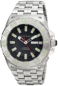 [アンドロイド]Android 腕時計 Corsair Analog JapaneseAutomatic Silver Watch AD702BK メンズ [並行輸入品]