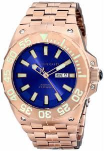 [アンドロイド]Android 腕時計 Corsair Analog JapaneseAutomatic Rose Gold Watch AD702BRBU メンズ [並行輸入品]