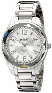 [オーガストシュタイナー]August Steiner 腕時計 Diamond and CrystalAccented Watch AS8122SS レディース [並行輸入品]
