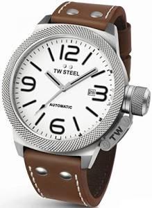 [ティーダブルスティール]TW Steel 腕時計 automatic watch 45mm TWA956 メンズ [並行輸入品]