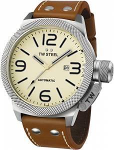 [ティーダブルスティール]TW Steel 腕時計 automatic watch 50mm TWA953 メンズ [並行輸入品]