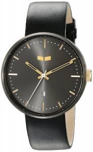 [ベスタル]Vestal 腕時計 Roosevelt Analog Display Quartz Black Watch ROS3L009 ユニセックス [並行輸入品]