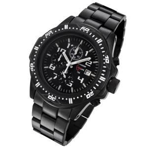 [アーマーライト]Armourlite 腕時計 Shatterproof Glass Blue Tritium Chrono Watch AL45-B [並行輸入品]