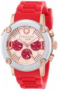 [マルコ]MULCO 腕時計 Analog Display Swiss Quartz Red Watch MW2-28049-063 レディース [並行輸入品]