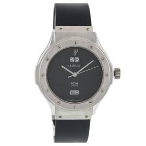 [ウブロ]Hublot 腕時計 MDM Grand Quantieme Stainless Steel Automatic Watch メンズ [並行輸入品]