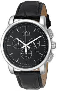 [イーエスキューモバード]ESQ Movado 腕時計 Capital Analog Display Swiss Quartz Black Watch 07301469 メンズ [並行輸入品]